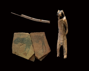 Smithsonian - early humans - archaic arts