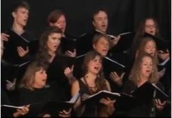 Chorus - Emergent Universe Oratio - Sam Guarnaccia