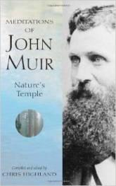 Meditations of John Muir book cover